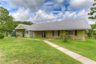 Wise County Single Family Home For Sale: 906 County Road 3592