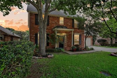 McKinney Single Family Home For Sale: 2642 Valley Creek Trail