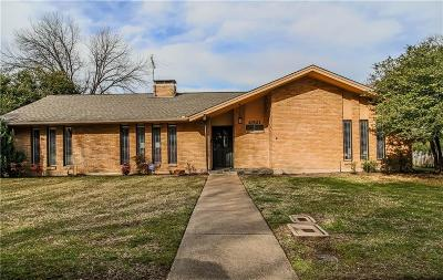 Single Family Home For Sale: 4921 Harvest Hill Road
