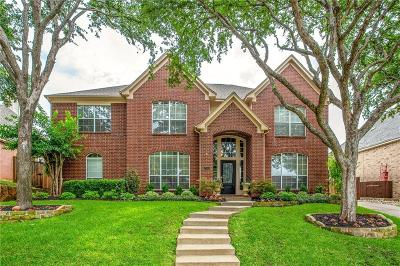 Flower Mound Single Family Home Active Option Contract: 3504 Welborne Lane