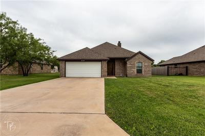Eastland TX Single Family Home For Sale: $175,500