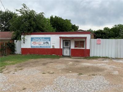 Dallas County, Collin County, Rockwall County, Ellis County, Tarrant County, Denton County, Grayson County Commercial For Sale: 1415 E Marshall Drive