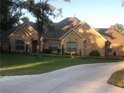 Springtown Single Family Home For Sale: 124 Mitch Court