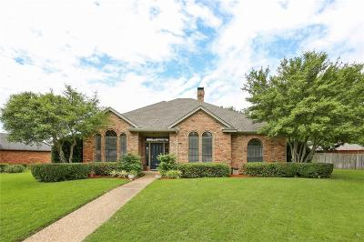 Plano Single Family Home For Sale: 3520 Ashington Court