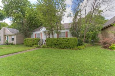 Arlington Heights Single Family Home For Sale: 4931 Pershing Avenue