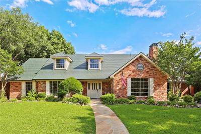 Plano Single Family Home For Sale: 1917 Sparrows Point Drive