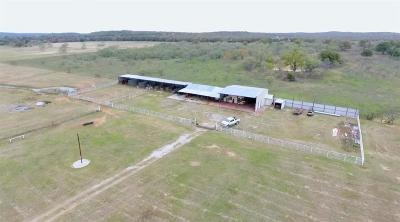 Montague County Farm & Ranch For Sale: 4822 Fm 1125