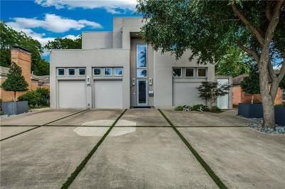 Dallas County Single Family Home For Sale: 3718 S Versailles Avenue