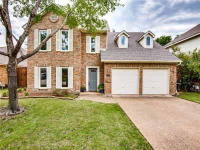 Irving Single Family Home For Sale: 726 Marble Canyon Circle