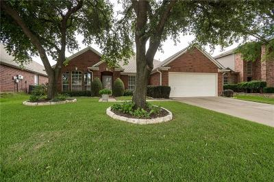 Flower Mound Single Family Home For Sale: 1700 Flatwood Drive