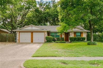 Richardson Single Family Home For Sale: 1414 Wisteria Way