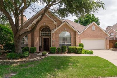 McKinney Single Family Home For Sale: 809 Buckhill Drive