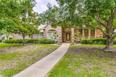 Southlake Single Family Home Active Contingent: 350 Glenrose Court