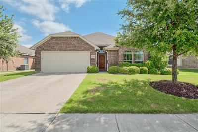 Little Elm Single Family Home For Sale: 14808 Lone Spring Drive