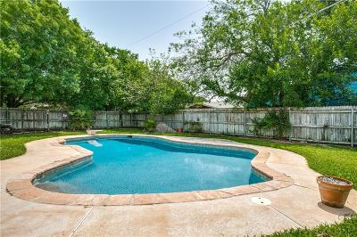 North Richland Hills Single Family Home For Sale: 6356 Dorchester Trail