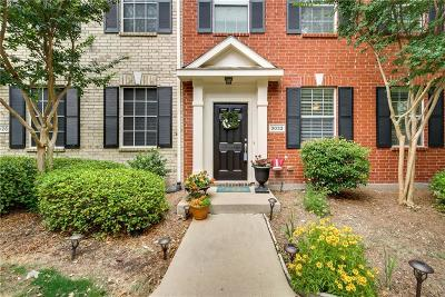 McKinney Townhouse For Sale: 3032 Stone Forest Circle