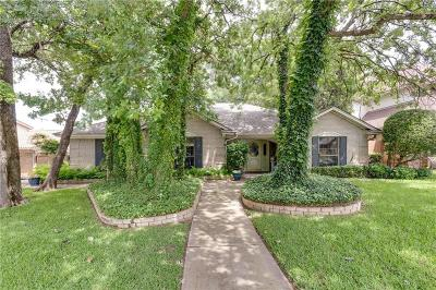 Single Family Home For Sale: 6307 Amicable Drive