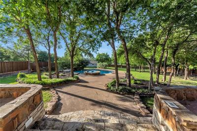 Fort Worth Single Family Home For Sale: 117 Stone Canyon Circle