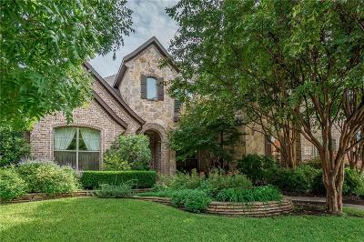 Collin County Single Family Home Active Option Contract: 4505 Knightsbridge Drive
