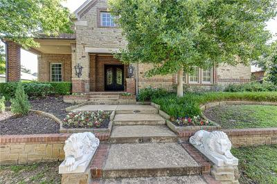 Colleyville Single Family Home For Sale: 6710 Vines Court