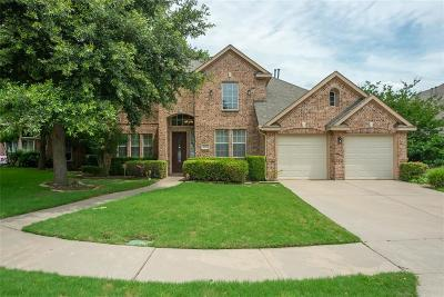 Collin County Single Family Home For Sale: 8416 Garnet Way