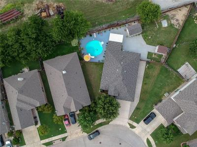 Fort Worth Single Family Home For Sale: 6400 Spring Ranch Drive