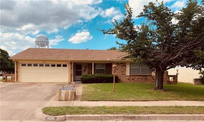 Crowley Single Family Home For Sale: 928 Meadowview Drive