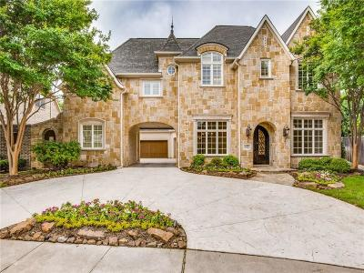 Coppell Single Family Home For Sale: 629 Saint James Place