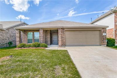 Little Elm Single Family Home For Sale: 1117 Lake Grove Drive