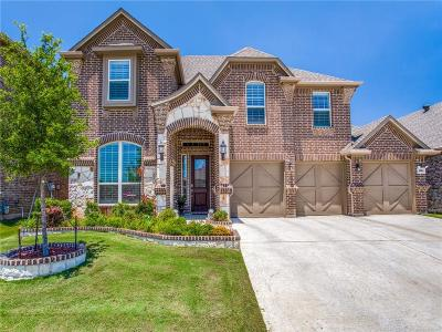 North Richland Hills Single Family Home For Sale: 6801 Cambridge Drive