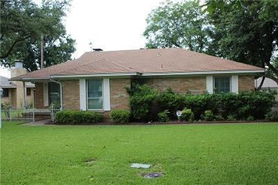 Desoto Single Family Home Active Option Contract: 104 Hillside Lane
