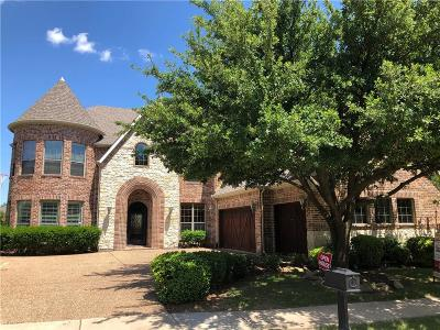Frisco Single Family Home Active Option Contract: 5594 Beacon Hill Drive