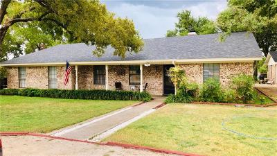 Weatherford Single Family Home For Sale: 102 Rambling Trail