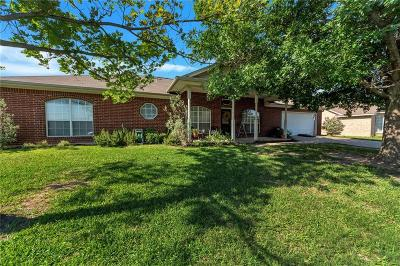 Weatherford Single Family Home For Sale: 914 W Anderson Street