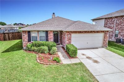 Little Elm Single Family Home For Sale: 1701 Spyglass Drive