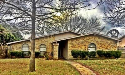 Plano Single Family Home For Sale: 1706 W Spring Creek Parkway