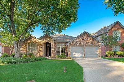 McKinney Single Family Home For Sale: 2718 Stonepointe