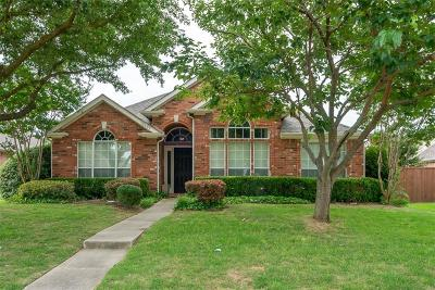 Frisco Single Family Home For Sale: 10609 Brandenberg Drive