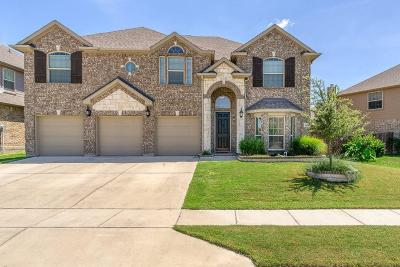 Fort Worth Single Family Home Active Option Contract: 9620 Makiposa Lane