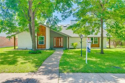 Dallas, Fort Worth Single Family Home For Sale: 3214 Darbyshire Drive