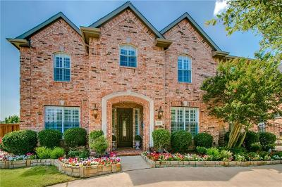 Lewisville Single Family Home For Sale: 1100 King Bors Lane
