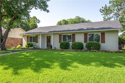 Lewisville Single Family Home For Sale: 1338 Cherry Hill Lane
