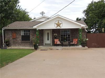 Irving Single Family Home For Sale: 525 N Rogers Road