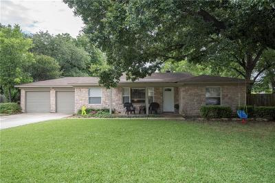 Benbrook Single Family Home For Sale: 1115 Warden Street