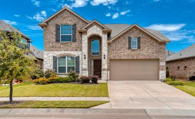 Prosper Single Family Home For Sale: 16217 Stillhouse Hollow Court
