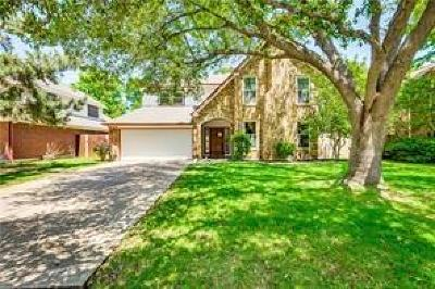 Grapevine Residential Lease For Lease: 3318 Knob Oak Drive