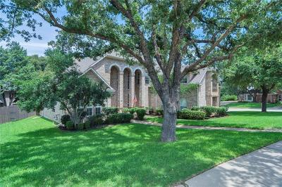 Flower Mound Single Family Home For Sale: 1401 Amberwood
