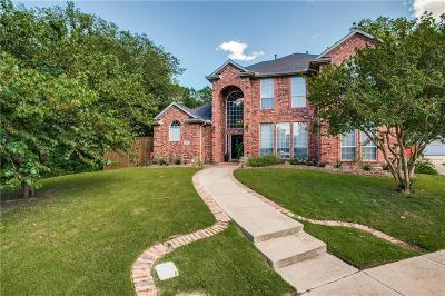 Allen Single Family Home For Sale: 812 Rivergrove Road
