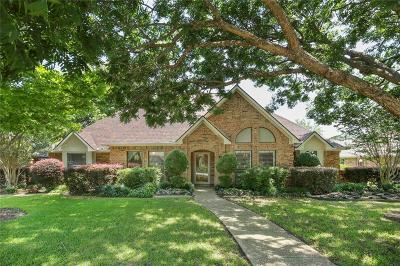 Coppell Single Family Home For Sale: 712 Villawood Lane