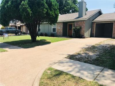 Dallas Single Family Home For Sale: 244 N Nachita Drive